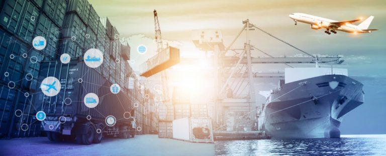 maritime business concept