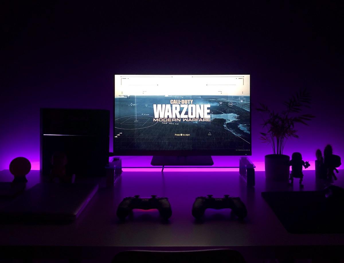warzone gaming