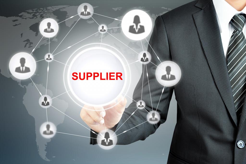 supplier graphic