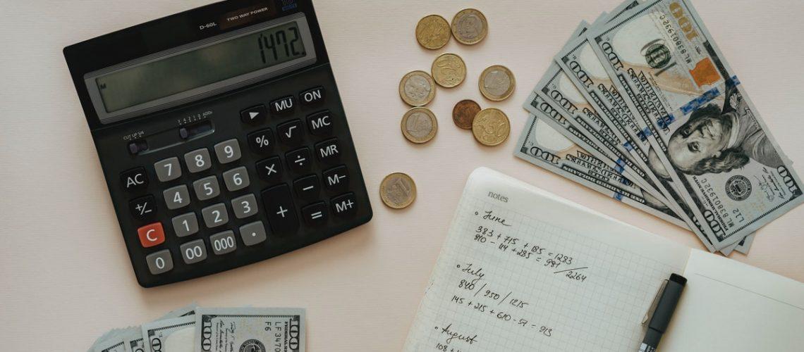 money coins calculator